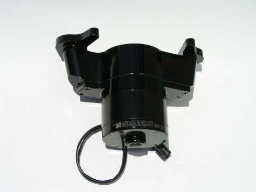 Meziere Enterprises Wp135Shd Electric Water Pump Oldsmobile V8 - Black - 42 Gpm