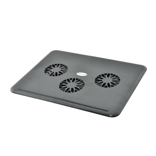 Tri-Cool Notebook Cooling Pad Black front-416150