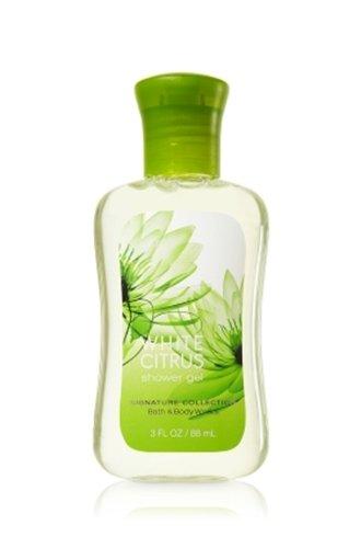 バス&ボディワークス ホワイトシトラス シャワージェル トラベルサイズ White Citrus shower gel TravelーSize