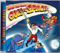 0909020 Patch the Pirate Goes to Space CD, Ron Hamilton