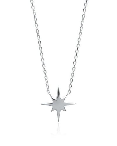 L'ATELIER PARISIEN Halskette 72140745B Sterling-Silber 925