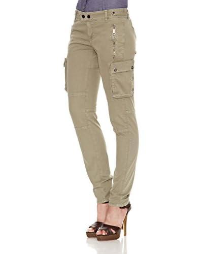 RARE Pantalone Angélica [Verde Kaki]