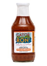 Gator Ron'S Original Heavenly Barbecue Sauce