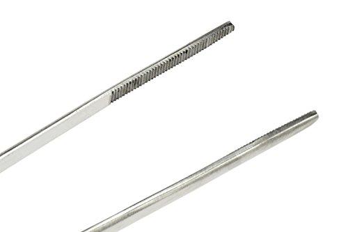 SE 513TW 12-Inch Stainless Steel Tweezers
