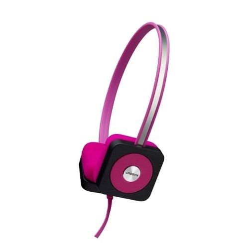 CRESYN C515H pinkの写真01。おしゃれなヘッドホンをおすすめ-HEADMAN(ヘッドマン)-