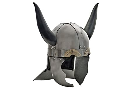 Helmet With Ram Horns Viking Helmet With Horns