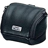 Canon PSC-4000 Deluxe Leather Case for Canon SX10IS and SX1IS Digital Camer ....