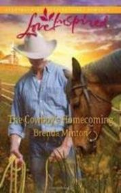 Image of The Cowboy's Homecoming (Love Inspired #640)