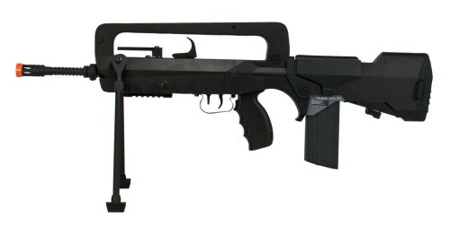 SoftAir Famas Foreign Legion AEG Electric Powered Airsoft Rifle