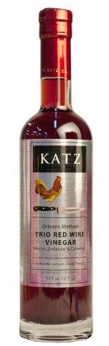 """Red Wine """"Trio"""" Vinegar - Katz"""
