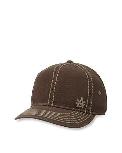 A. KURTZ Men's Jones Baseball Cap, Brown