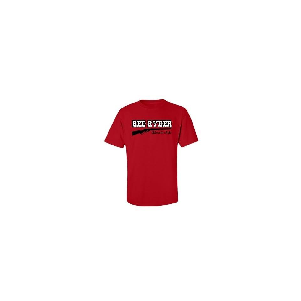 Red Ryder Unisex Anvil Lightweight T Shirt