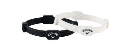 Callaway Sport Bands (Black/White, Pack of 2)