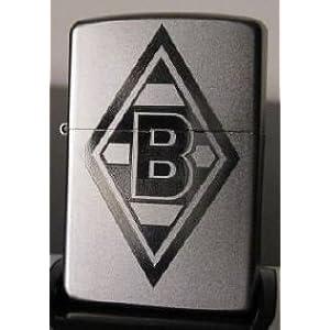 Zippo 272007 Borussia Mönchengladbach - Chrome Satin - Gravur