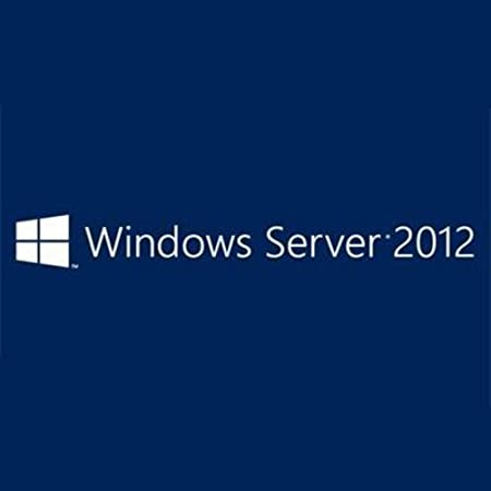 Microsoft Windows Server Data Center 2012 64-Bit 1-Pack