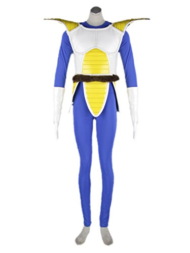WONDER EYES Dragon Ball Vegeta Cosplay Generation Combat Service Cos Costume Anime Clothes