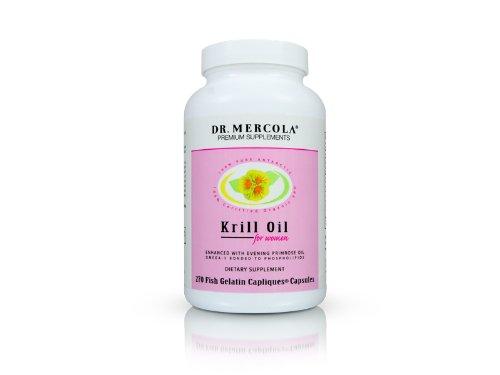 Mercola Womens Krill Oil (270 Capliques)