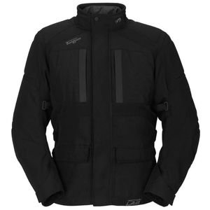 furygan veste mercure couleur noir taille m. Black Bedroom Furniture Sets. Home Design Ideas