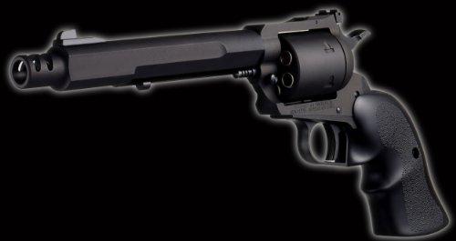 マルシン【ガスガン】8mmBBガスタイプ・リボルバー ホークタロン・マキシ・ブラックへヴィウエイト Xカートリッジ仕様