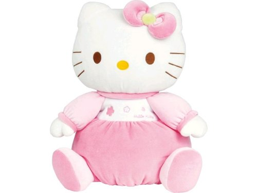 Peluche gigante Hello Kitty - 40 cm