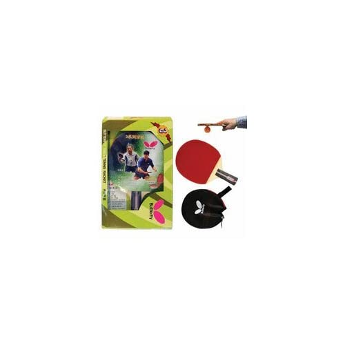 Butterfly 302 Penhold Table Tennis Paddle