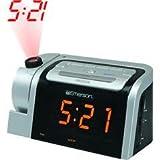 Emerson Radio Corp. SmartSet Dual Alarm Clock Radi
