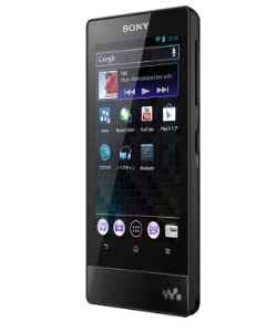 SONY ウォークマン Fシリーズ [メモリータイプ] 32GB ブラック NW-F806/B