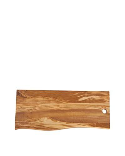 Core Bamboo Medium Olive Wood Plank Cutting Board