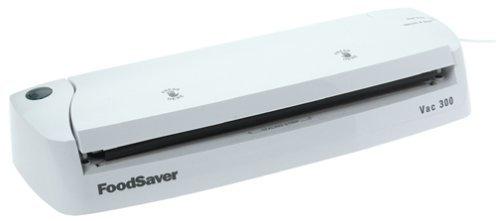 FoodSaver Vac 500 Vacuum-Sealing Kit, White (Food Saver Vac 500 compare prices)