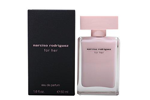 Narciso Rodriguez For Her femme / woman, Eau de Parfum, Vaporisateur / Spray 50 ml, 1er Pack (1 x 50 ml)