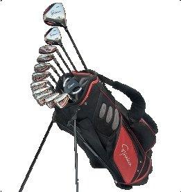 jack nicklaus mens signature series golf set. Black Bedroom Furniture Sets. Home Design Ideas