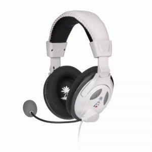 Turtle Beach Ear Force Px22 Amplified Universal Gaming Headset - White