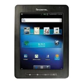 Pandigital SuperNova 8 Capacitive Touch Android Tablet - R80B400