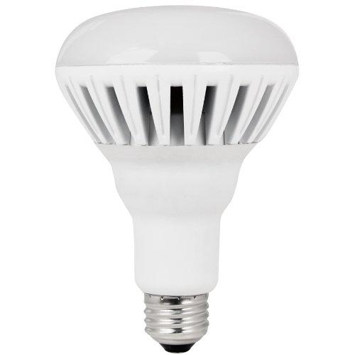 Utilitech 20-Watt (85W Equivalent) Br30 477041 Medium Base (E-26) Soft White Dimmable Led Flood Light Bulb