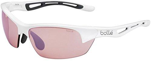 Sunglasses Bolle Bolt S Bolt S Shiny White Modulator Rose