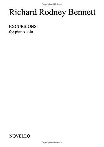 Excursions For Piano Solo