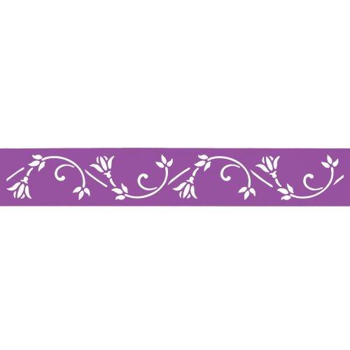 home-design-b479-motiv-schablone-selbstklebend-florale-ranke-11-x-70-cm