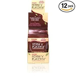 Henna 'n' Placenta (Packet of 12)