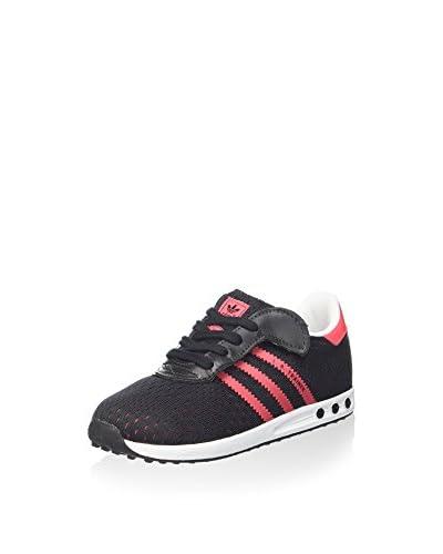 adidas Sneaker LA TRAINER EM CF schwarz