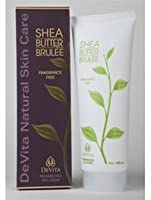 Devita Hand & Body Brulee, 100% Pure Shea Butter, Unscented, 7-Ounces from NATURE'S BEST