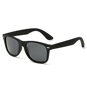 Joopin-2016 Retro Men Polarized Sunglasses Women Brand Polaroid Lens With Box
