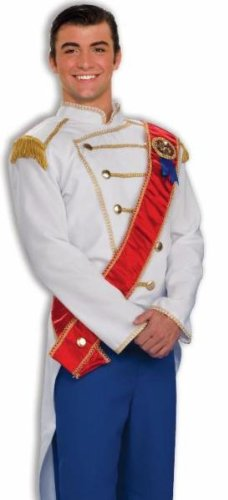 Forum Mens Prince Charming Outfit Adult Halloween