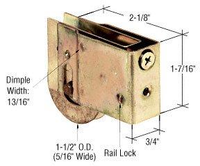 Sliding Glass Patio Door Roller 1 1 2