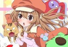 Bunnies-Cosplay-Aisaka-Taiga-Brown-Eyes-Bakemonogatari-Toradora-Sengoku-Nadeko-Hats-Palmtop-Tiger-Mouse-Pad-Mousepad-102-X83-X-012-Inches