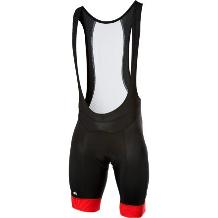 Buy Low Price Giordana FormaRed Carbon Flex Bib Shorts (B006UDAYFC)