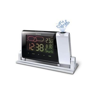 projection atomic clock Wake up to the time projected onto your wall or ceiling with the la crosse technology atomic projection alarm clock the easy-to-read information station also features atomic date, moon phase display, snooze function, and a usb charging port.