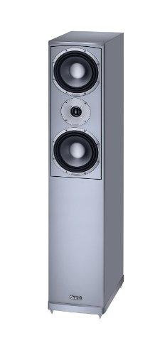 Magnat Vector 205 2.5 Wege Stand-Lautsprecher (92dB, 300 Watt) grau (Stück)