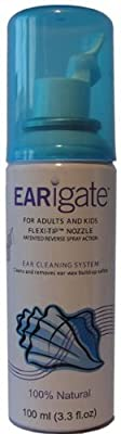 Earigate Ear Cleaning System 100ml