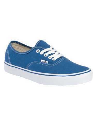 Vans – Navy Authentic Trainers – Mens – Size: UK 09