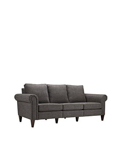 Homeware Avery Sofa, Steel